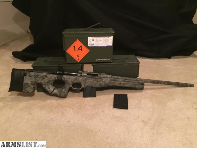 ARMSLIST - For Sale: Accuracy International AE MKIII  308