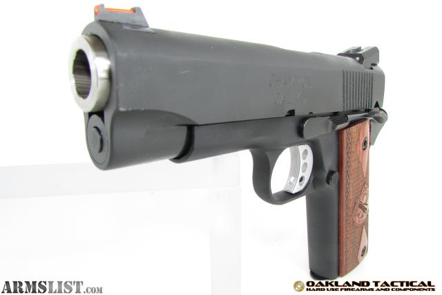 ARMSLIST - For Sale: Springfield Armory 1911 Range Officer Champion ...
