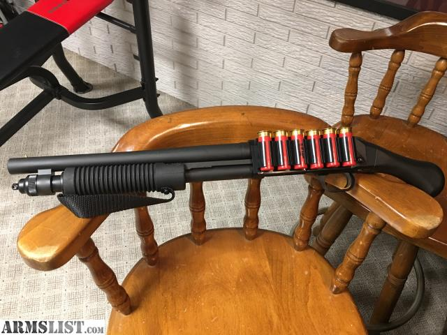 ARMSLIST - For Sale/Trade: Mossberg shockwave defense setup