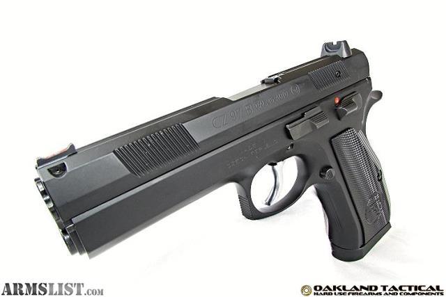 ARMSLIST - For Sale: CZ-USA CZ 97B  45 ACP MFG # 01411 UPC