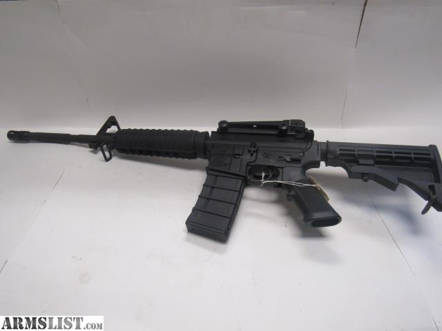 For Sale: Bushmaster XM-15 E2S .223/5.56, Used