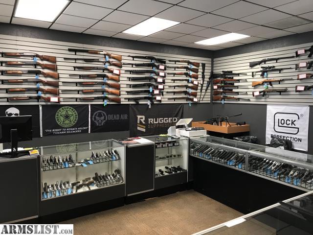 Armslist For Sale New Class 3 Gun Store Silencers Machine Guns