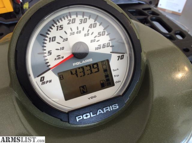 ARMSLIST - For Sale: 04 Polaris Sportsman 400