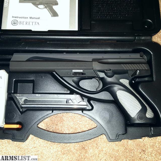 Beretta U22 Neos Accessory Kit – name
