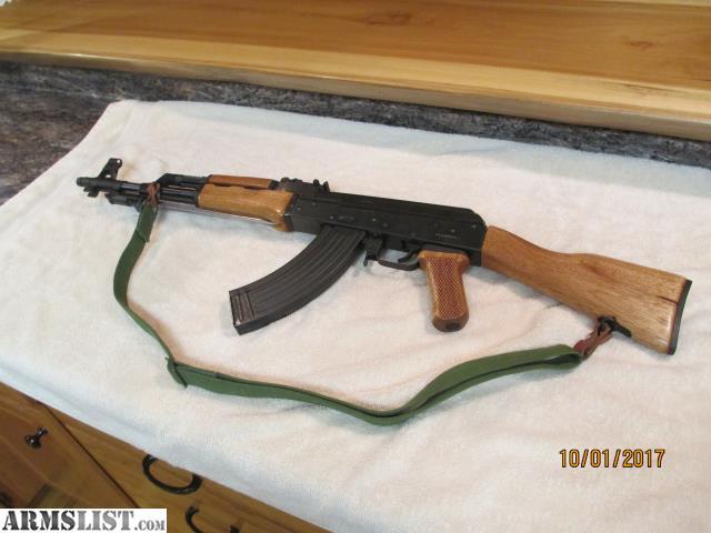 ARMSLIST - For Sale: Converted Norinco Mak90 AK / AK47