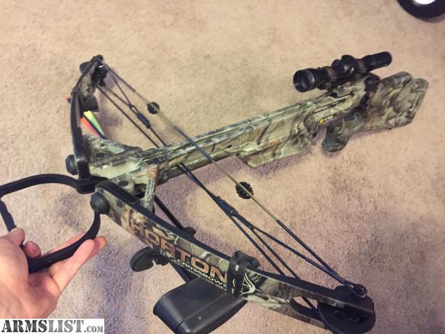 Armslist For Sale Trade Horton Hd 175 Crossbow - Www imagez co