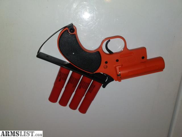 ARMSLIST - For Sale: Orion Flare Gun