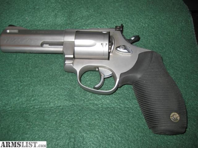 armslist for sale taurus 44 mag tracker 4 stainless. Black Bedroom Furniture Sets. Home Design Ideas