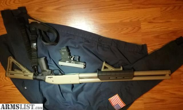ARMSLIST - For Sale/Trade: Mossberg 500 Flex 12guage Magpul