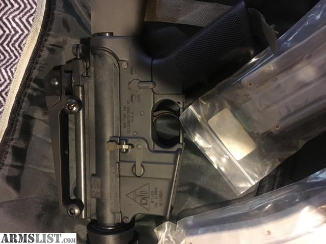 ARMSLIST - For Sale: Real AR15 22 long rifle not kit