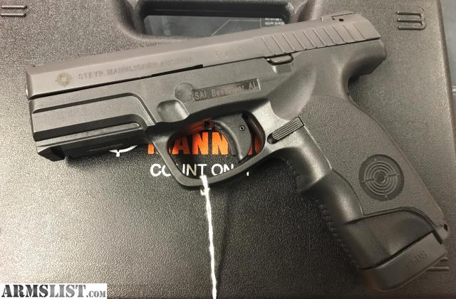 ARMSLIST - For Sale: Steyr M9-A1 9mm