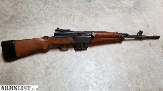 ARMSLIST - For Sale/Trade: French MAS 49/56 308 7 62 nato