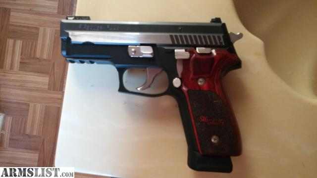 Equinox Near Me >> ARMSLIST - For Sale: SIG SAUER P229 EQUINOX CUSTOM SHOP 40 ...