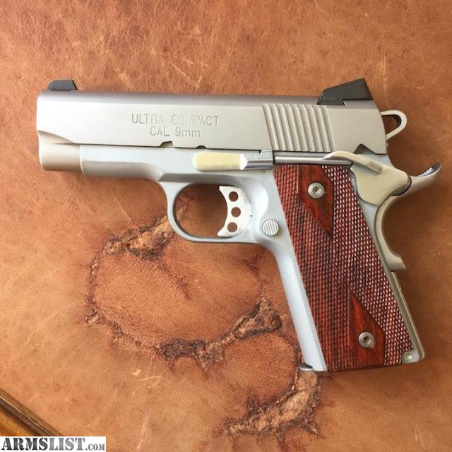 ARMSLIST - For Sale: Springfield Ultra Compact 1911 9mm