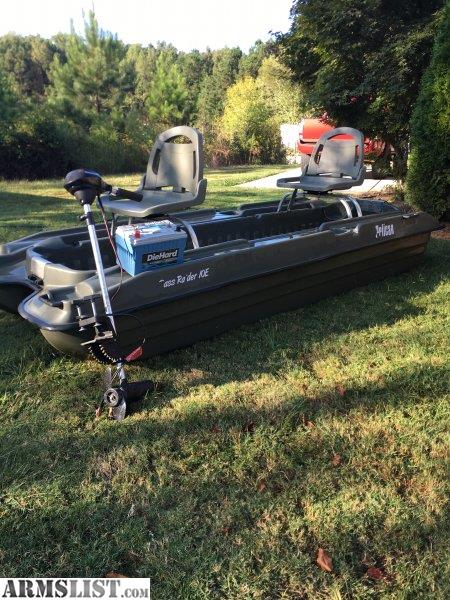 Armslist for sale trade pelican bass raider jon boat for Pelican bass raider 10e fishing boat