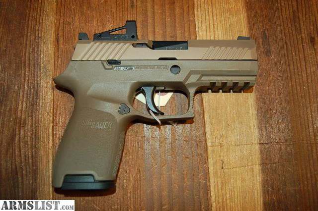 Armslist For Sale Used Sig P320 Custom Icn6741