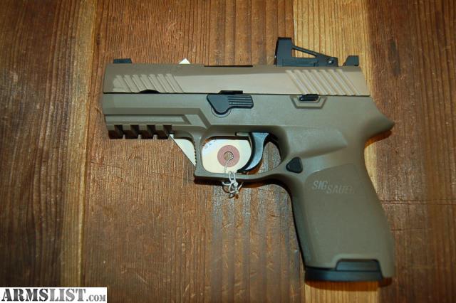 Armslist For Sale Used Sig P320 Custom Icn6741