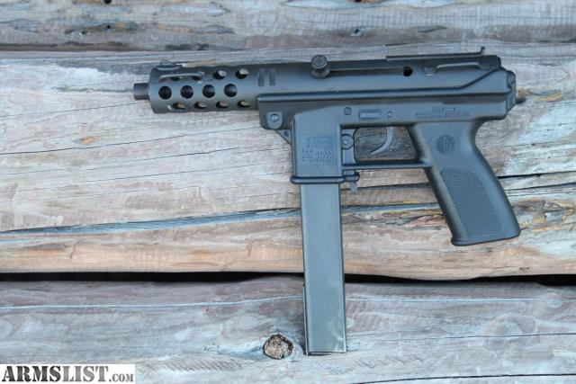 ARMSLIST - For Sale: Intratec / TEC-DC9 – (9mm) – Pre-Owned