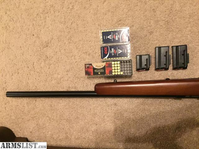 Armslist For Sale Marlin 917v 17 Hmr