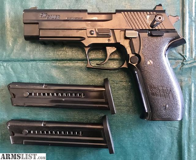 ARMSLIST - For Sale/Trade: Sig Sauer Mosquito with laser