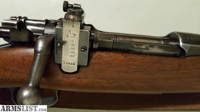 Nevada Sales Tax >> ARMSLIST - For Sale: Springfield 1903 Mark I