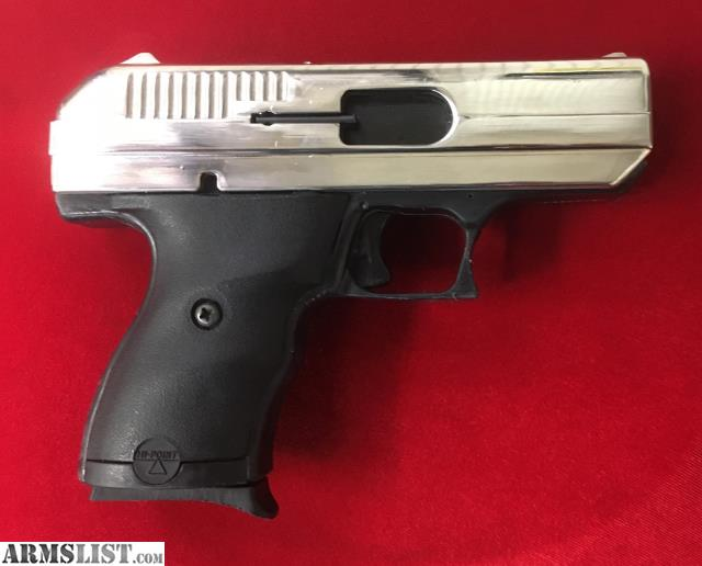 Armslist for sale hi point 9c two tone 9mm w 1 mag inv for Golden nugget pawn jewelry holiday fl