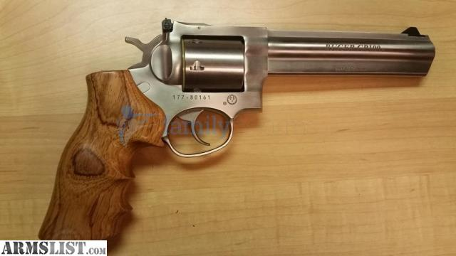 ARMSLIST - For Sale: Ruger GP100 357mag Stainless 6