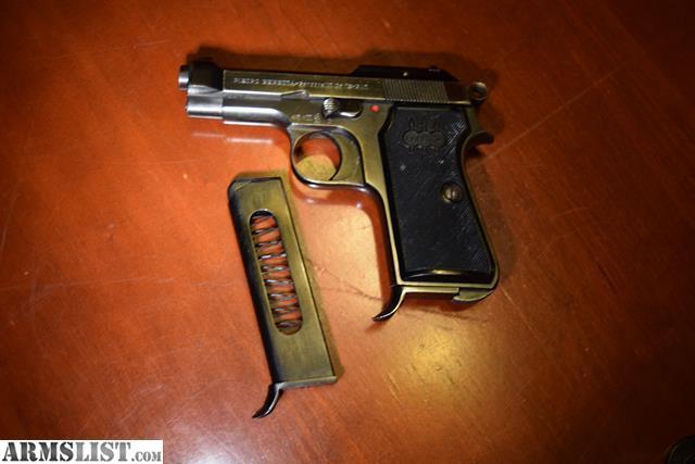 ARMSLIST - For Sale: Beretta 1934 32 ACP C1956