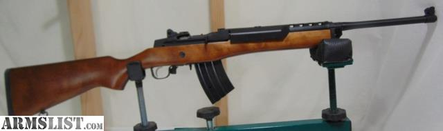 ARMSLIST - For Sale: Ruger Mini-30 Ranch Rifle - NIB