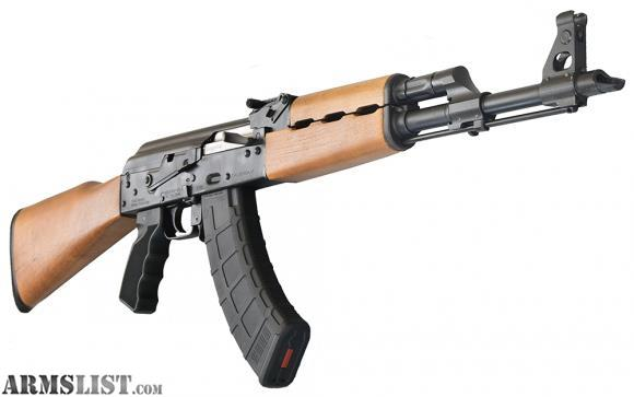 armslist for sale yugo m70 ak semi auto n pap gen ii rifle high cap w teak wood stock. Black Bedroom Furniture Sets. Home Design Ideas