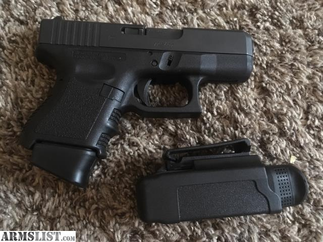 ARMSLIST - For Sale/Trade: Glock 26 **PRICE DROP**