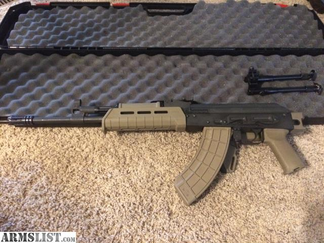 Armslist For Sale Trade Ak 47 Tactical Magpul