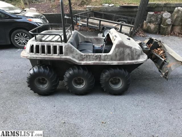 ARMSLIST - For Sale/Trade: Maxx II Amphibious ATV