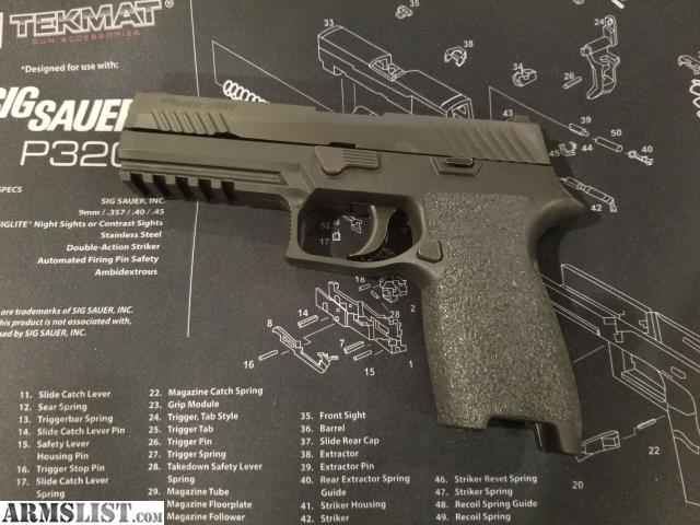 ARMSLIST - For Sale/Trade: Sig Sauer p320 Full Size 9mm