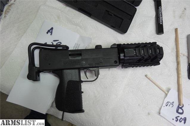 380 machine gun
