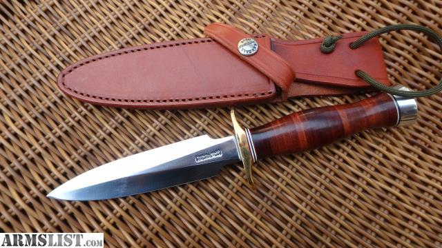 ARMSLIST - For Sale: Randall Model 2-5 Fighting Stiletto Knife