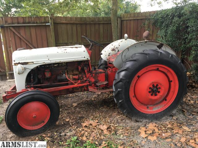 Armslist for sale 1948 ford 8n tractor 1250 for 8n ford tractor motor for sale