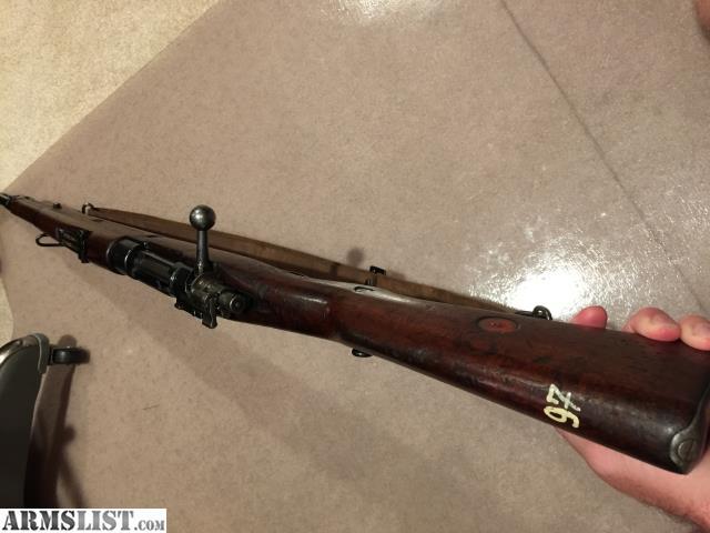 ARMSLIST - For Sale: VZ-24 Czech 8mm Mauser K98 1938