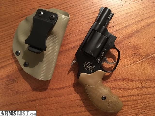 ARMSLIST - For Sale: Smith & Wesson Model 437 Airweight