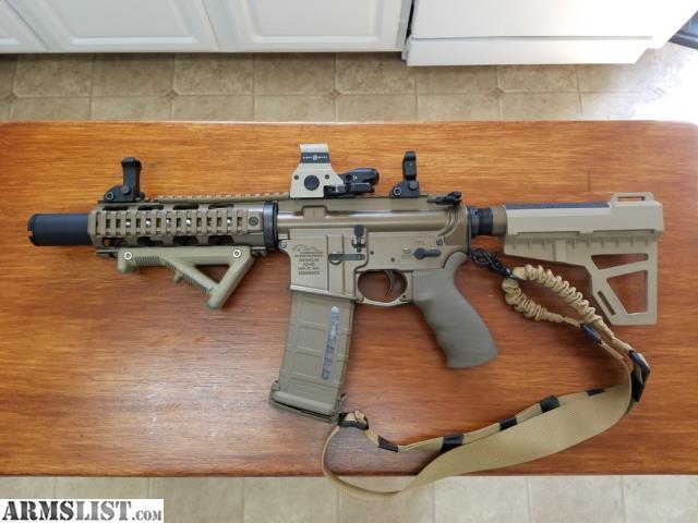 Armslist For Sale 7 5 Quot Ar Pistol