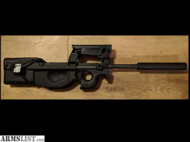 Ps90 For Sale >> ARMSLIST - For Sale: FN PS90 FULLY CA COMPLIANT w/NO Bullet Button. FN 5.7x28 ammo