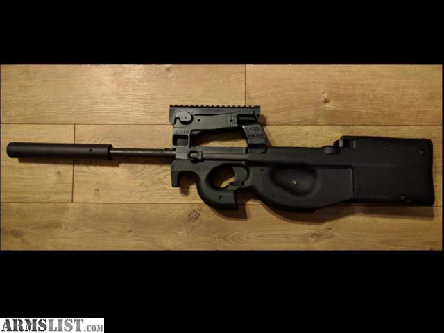 Ps90 For Sale >> ARMSLIST - For Sale: FN PS90 FULLY CA COMPLIANT w/NO ...