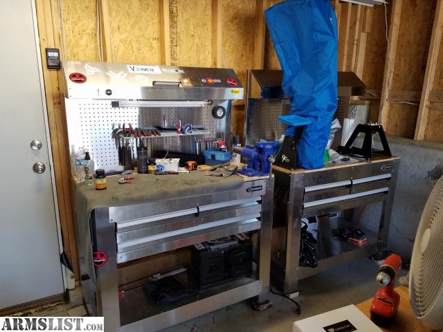 Armslist For Sale Reloading Work Benches