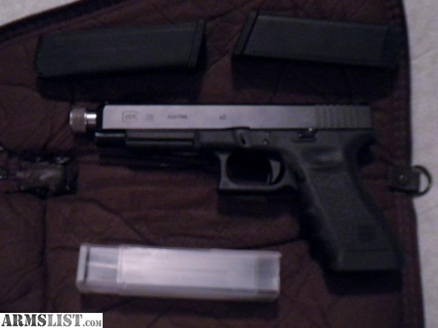 Armslist For Sale Trade Glock 35 Gen 3 In 40 S Amp W With