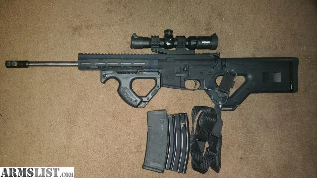 Ps90 For Sale >> ARMSLIST - For Sale: HERA CQR AR 15