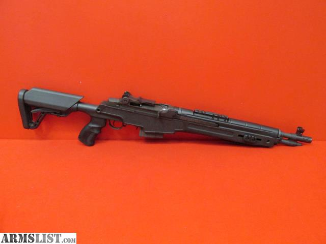 ARMSLIST - For Sale: Springfield M1A Socom 16 CWB  308Win 16