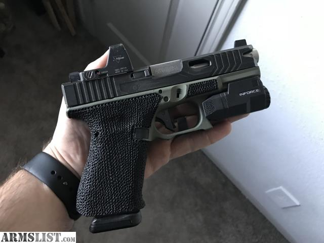 Armslist For Sale Trade Fully Customized Glock 19