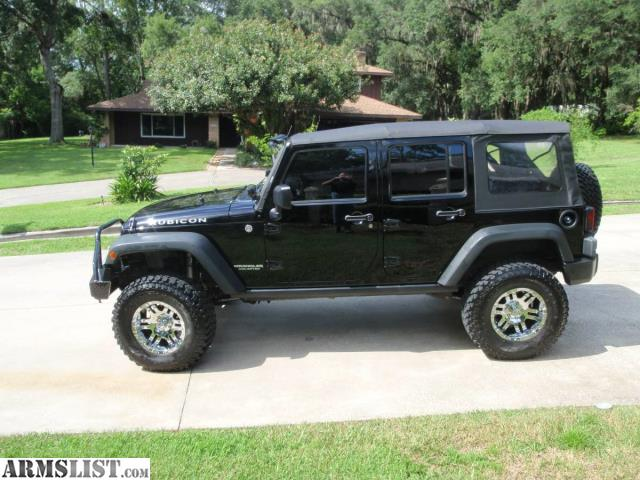 armslist for sale soft top jeep 4 door unlimited. Black Bedroom Furniture Sets. Home Design Ideas