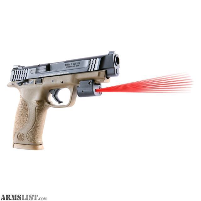 Laserlyte Cm Mk4 Center Mass Rail Laser Sight: For Sale/Trade: LaserLyte Centermass Laser CM-MK4