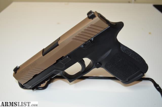Spokane Gun Trader >> ARMSLIST - For Sale: *NEW* SIG P320 CUSTOM